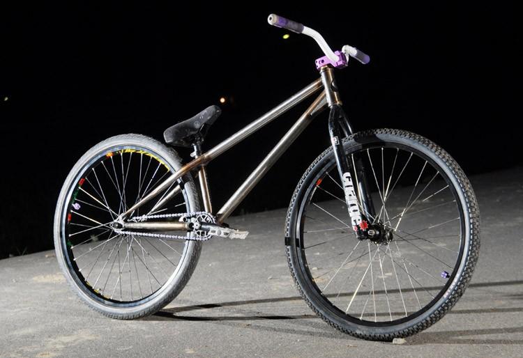 Kudo's brMOZU Bike