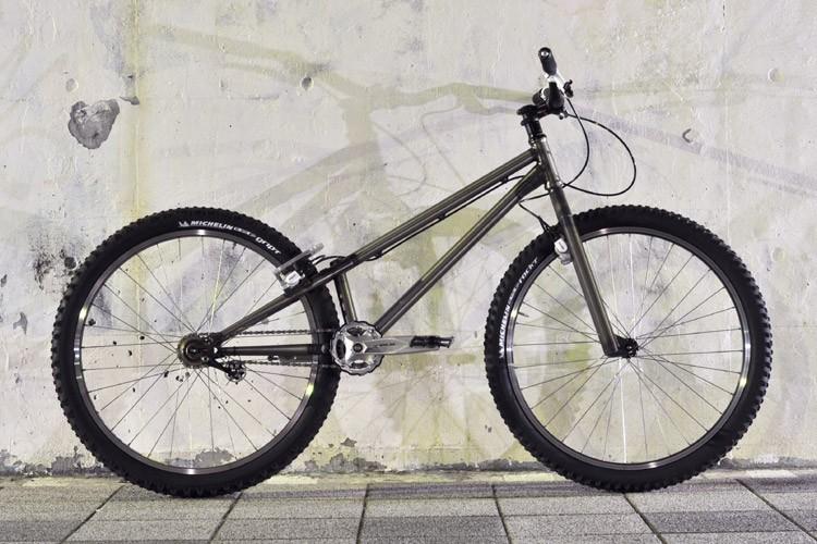 Mizuno Shin's brMOZU Bike