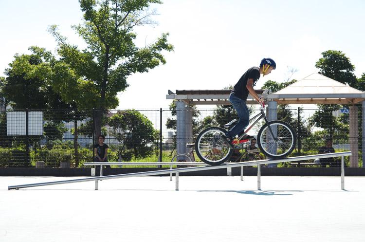 城南島スケートパーク