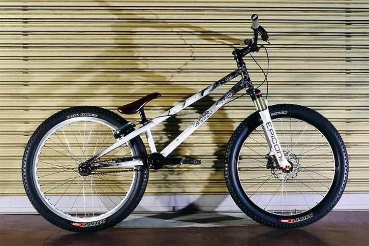 jinken's trMOZU Bike