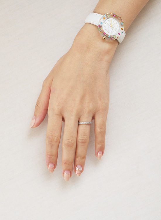 タマミの結婚指輪2