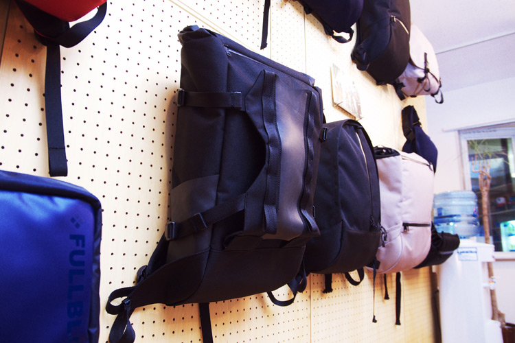 berufの新作バッグ
