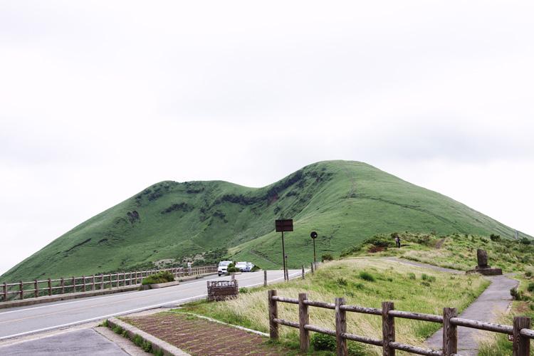 九州旅行 阿蘇山