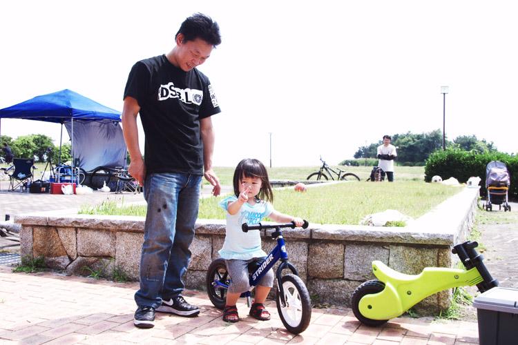 SILKYPIX横山さんと娘さん
