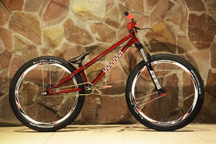 古屋さんのMOZU Premium 2バイク