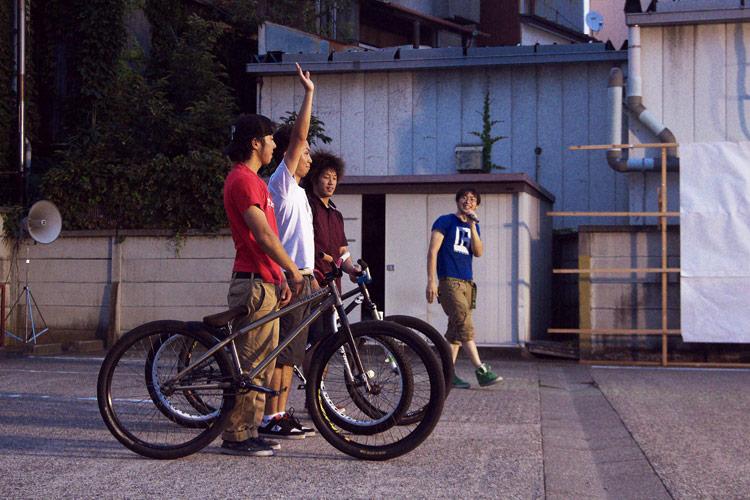 小川町七夕祭りMTBショー大盛況で終了