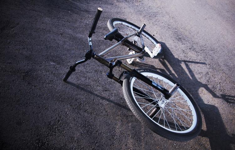 朝練バンクとMOZUバイク