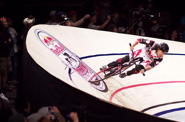Red Bull Mini Dromeのエントリーライダー