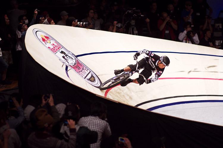 Red Bull Mini Dromeを走るスースーさん
