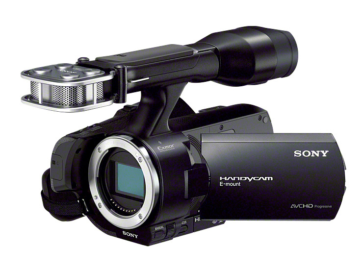 SONY レンズ交換式デジタルHDビデオカメラレコーダー NEX-VG30