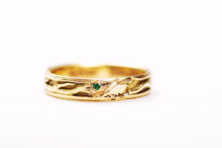 Rui & Aguri Fine Jewelry製の結婚指輪