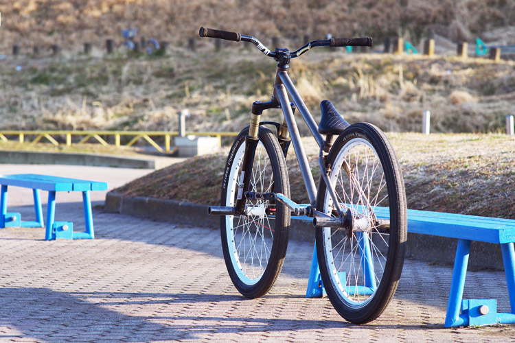 サモMOZUバイク
