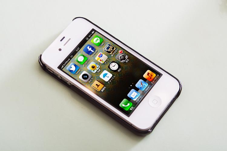 修理が完了したiPhone4S