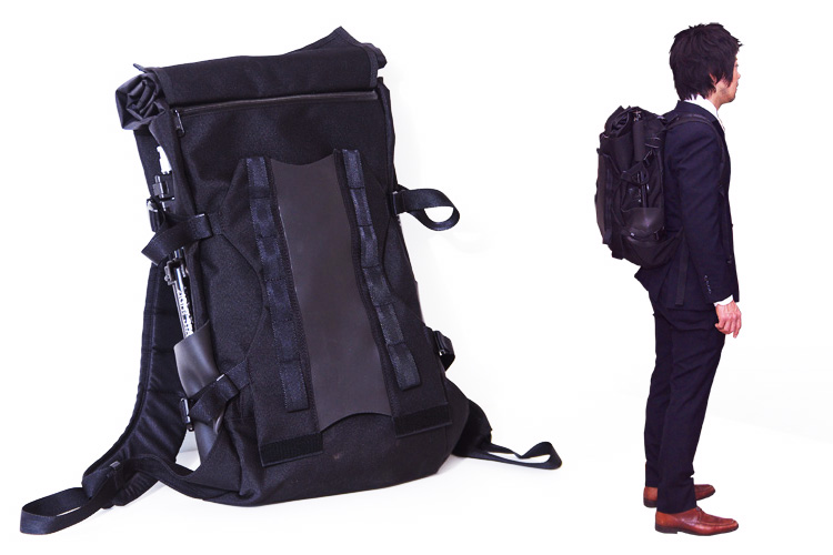 beruf baggage MOUNTAIN BACKPACK(jinken PACK)