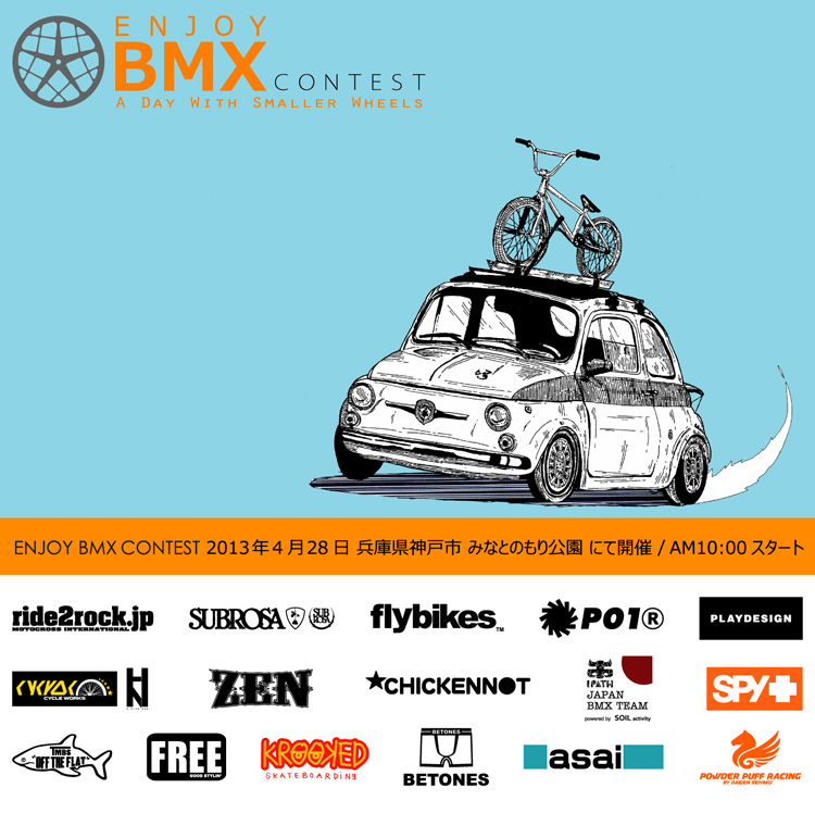 ENJOY BMX CONTEST