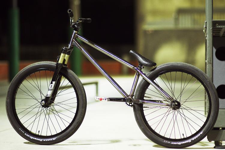 Shaka Bike