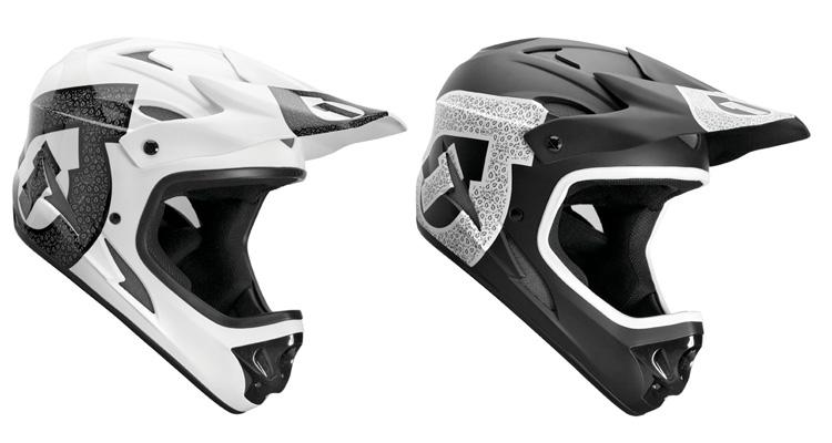 SixSixOne Comp Shifted ダウンヒルヘルメット