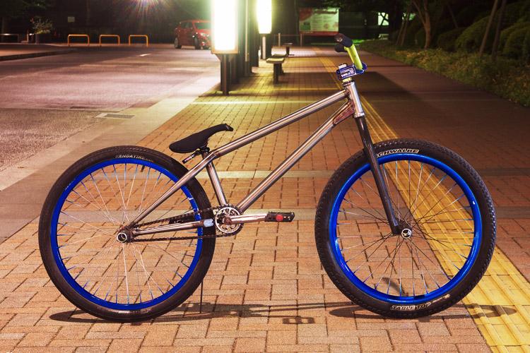 kengo drive Bike