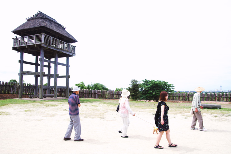 佐賀県の吉野ヶ里歴史公園