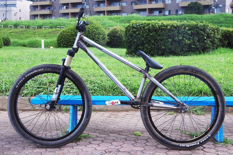 サモのSHAKAバイク