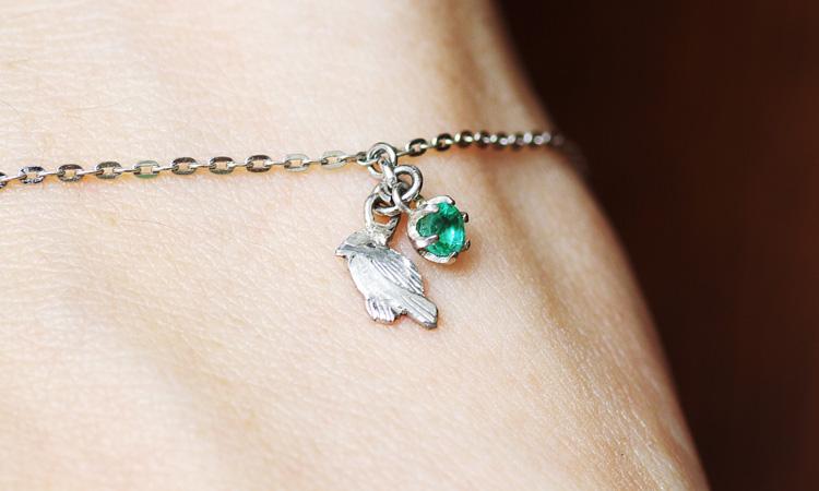 Rui & Aguri Fine Jewelry製の奥さんのブレスレット