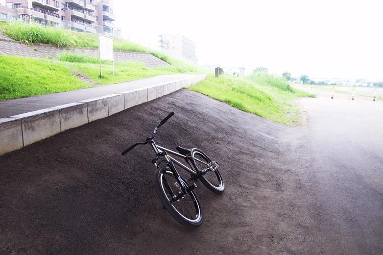 朝練バンクのSHAKAバイク