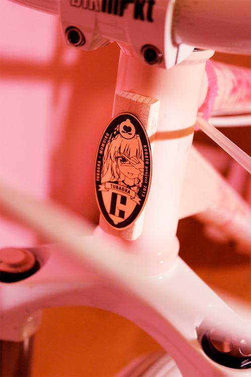MoMoIRo bike works MOZU Bike