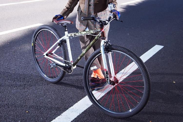 GRIFFIN HARTLAND(グリフィンハートランド)とCharge Bikesとのコラボバイク