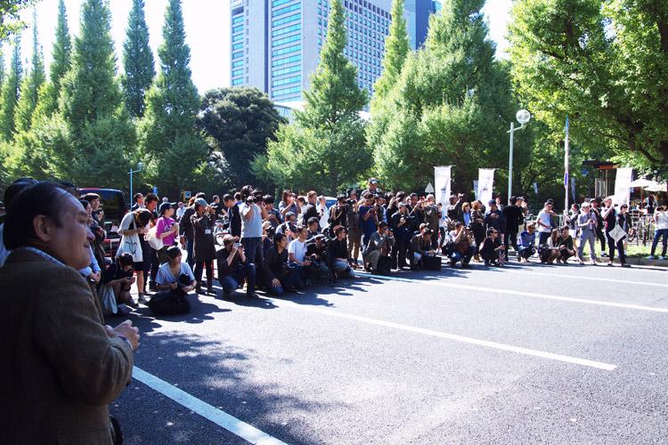 ツイードラン東京(Tweed Run Tokyo)2013