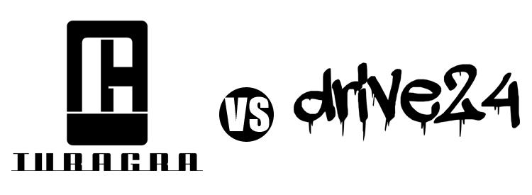 TUBAGRA vs drive セクションバトル