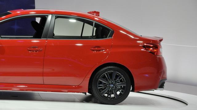 スバルの新型WRX