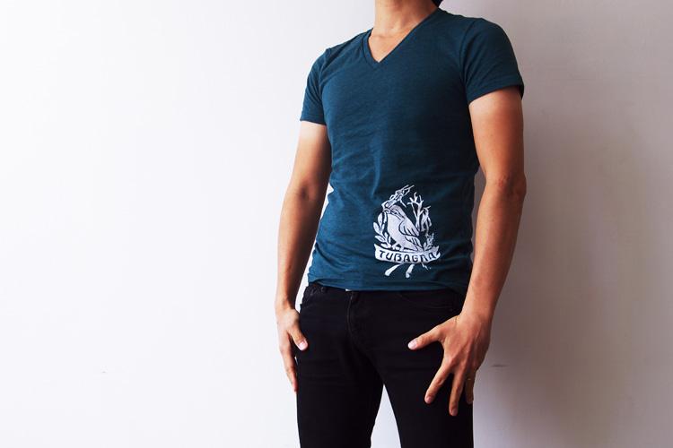 新しいTUBAGRA Tシャツ