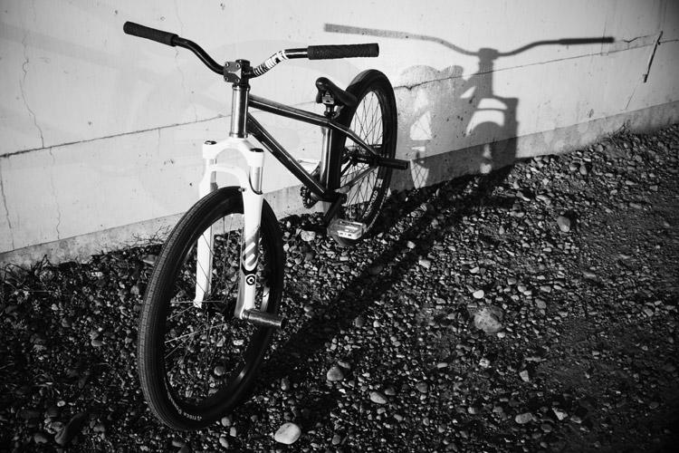 朝練バンクとSHAKAバイク
