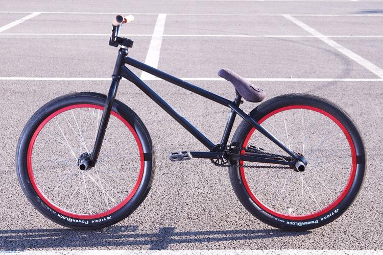 AKIRA's drive Bike