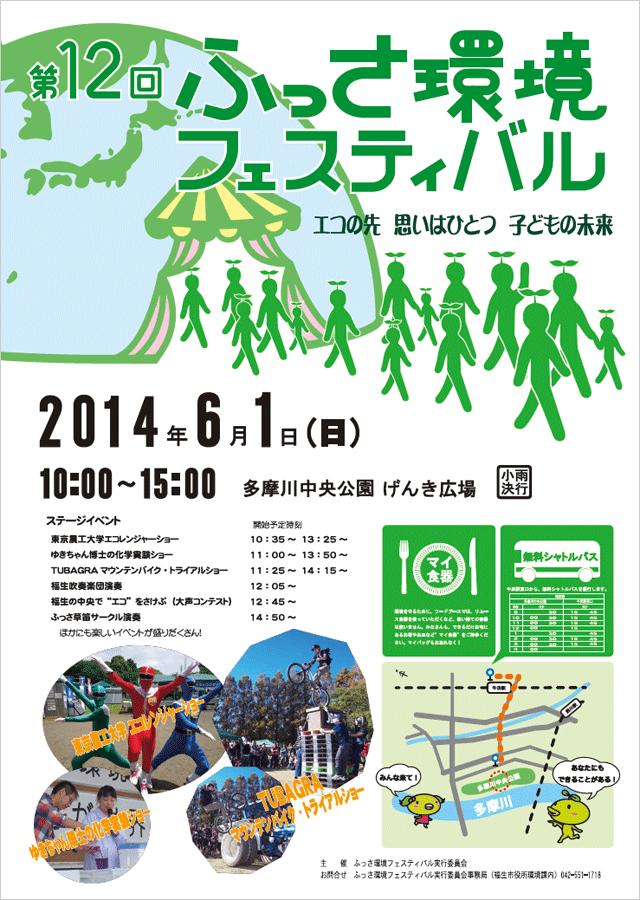 福生市 ふっさ環境フェスティバル