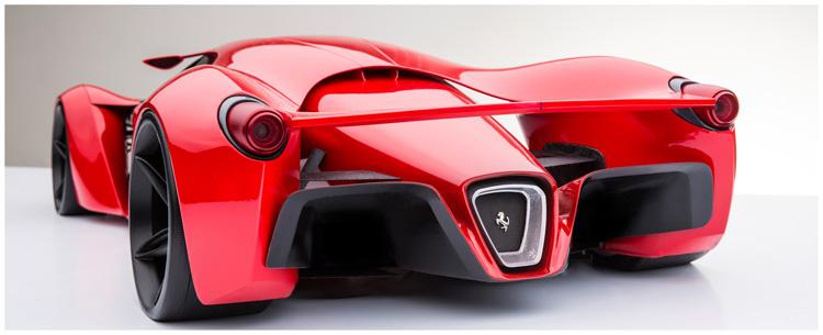 フェラーリF80コンセプト