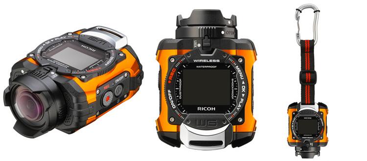 RICOHアクションカメラWG-M1