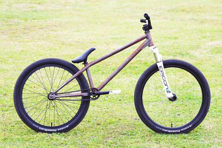 Nikon D610で撮影したTUBAGRA SHAKAバイク