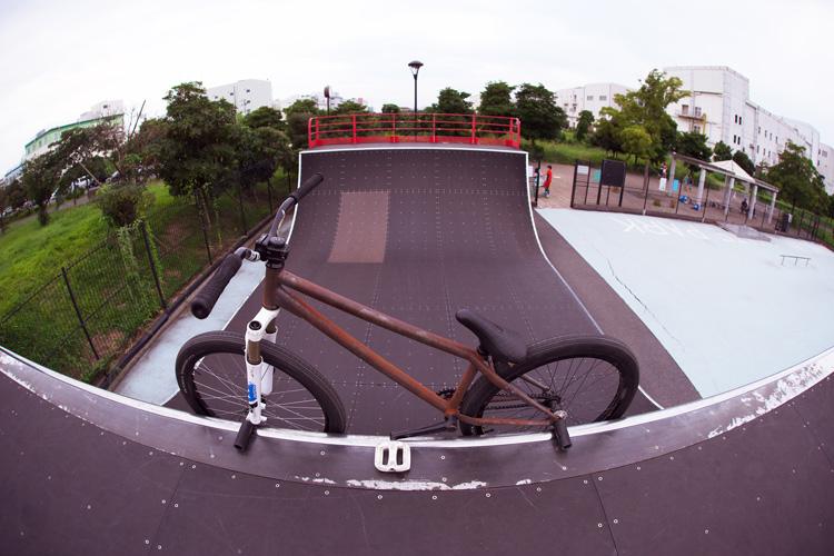 城南島海浜公園スケートパーク