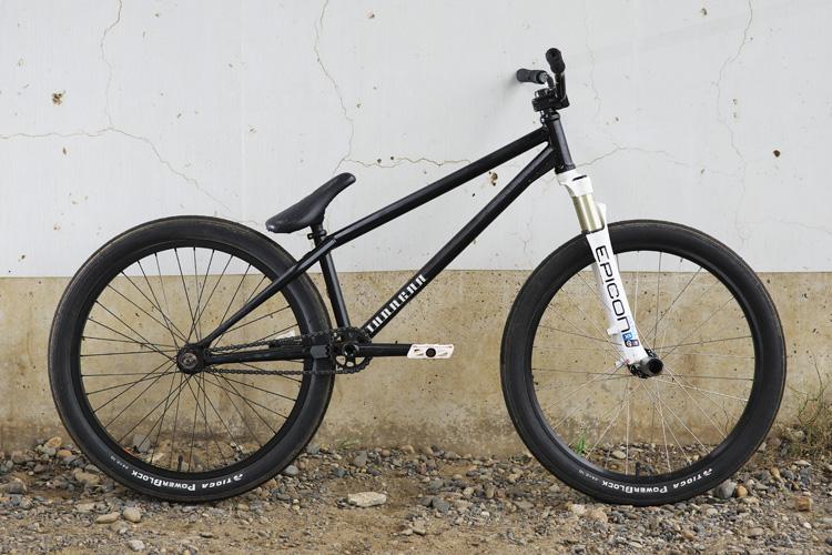 サモのTUBAGRA Shaka(Ashi MOZU)Bike