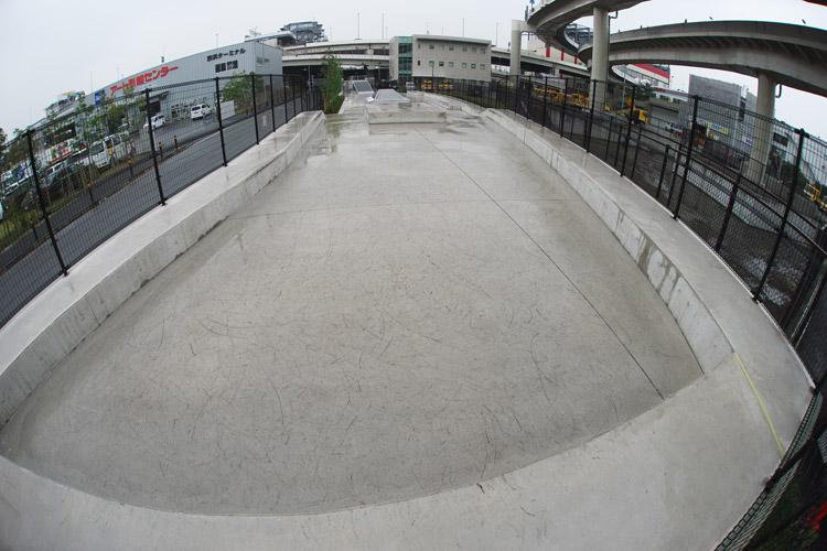 大師河原公園スケートパーク