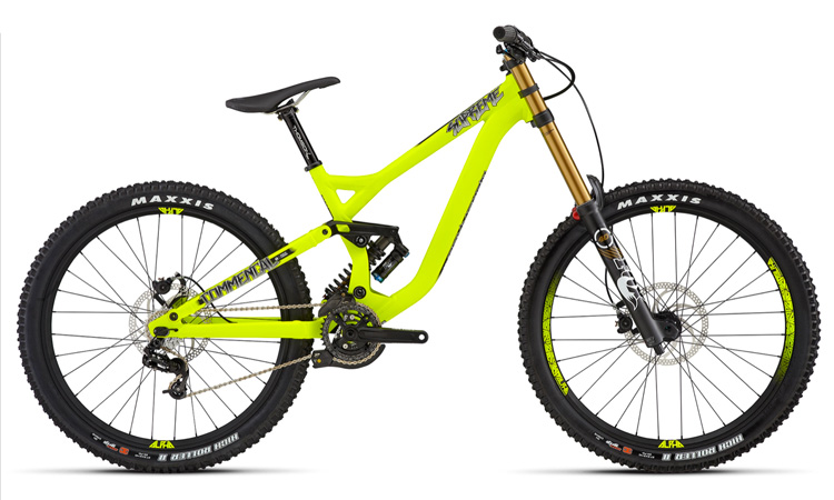 COMMENCAL SUPREME DH WORLD CUP 650b 2014