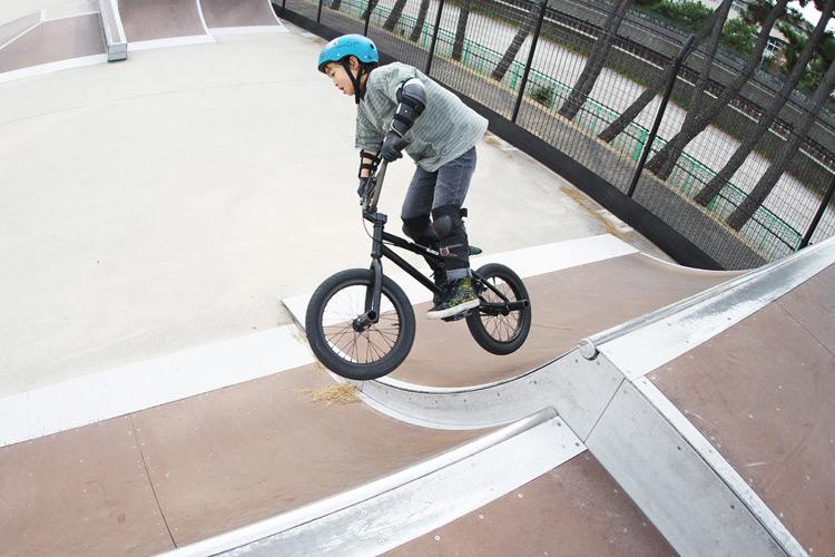塩浜スケートパークストリートコンテストタイチ