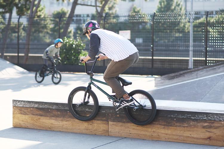 塩浜スケートパークストリートコンテストひかる