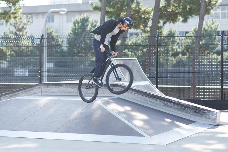 塩浜スケートパークストリートコンテストke-ta