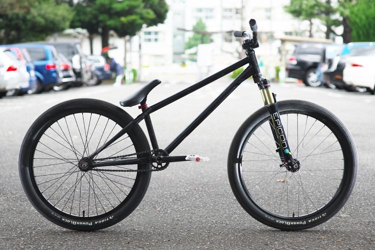 MTB マウンテンバイク SHAKA 24インチ