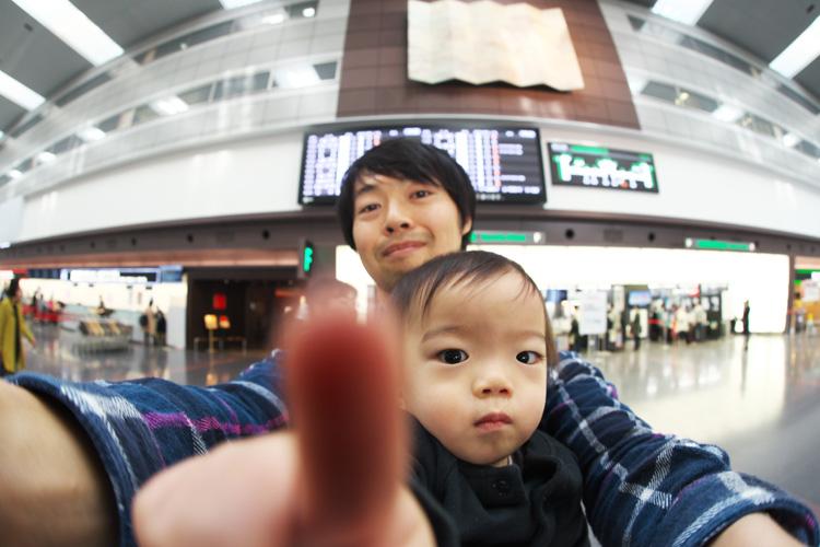 叶大の羽田空港の保育園アンジュの最終日