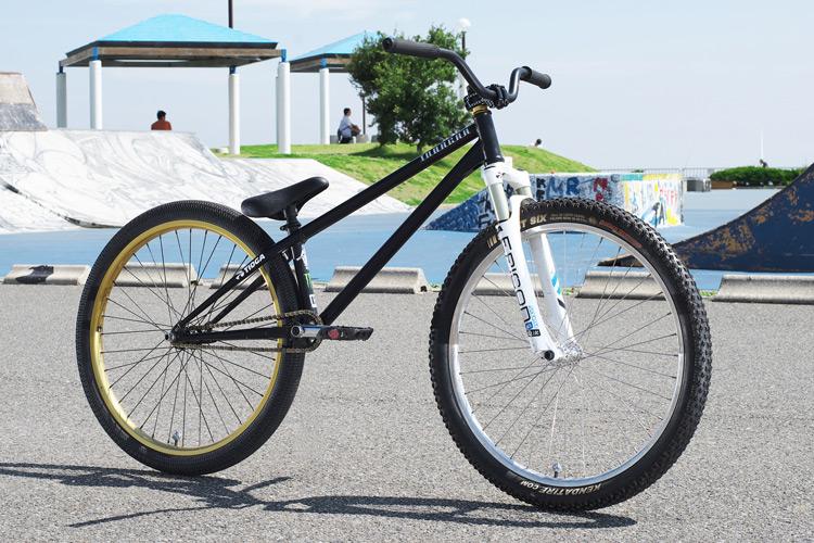 横須賀うみかぜ公園ローカルyamato君のTUBAGRA SHAKAバイク