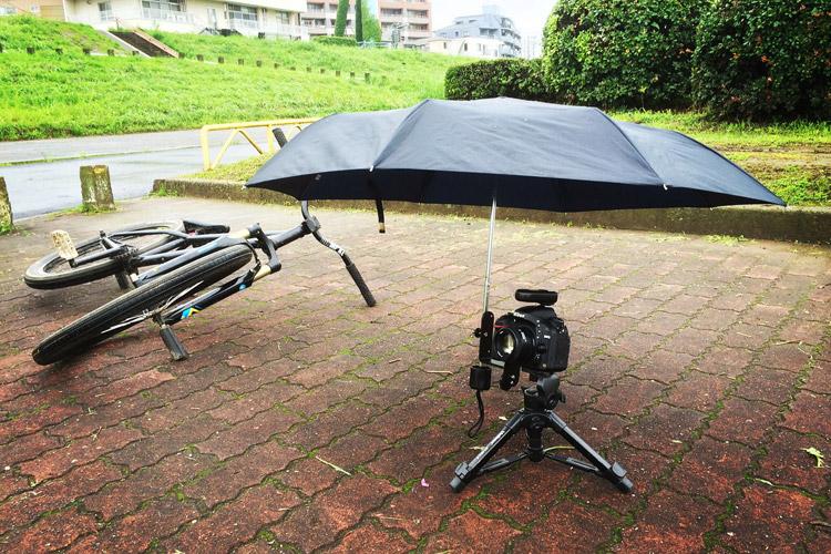 ETSUMI 雨の日撮影用品 レインブラケットDX