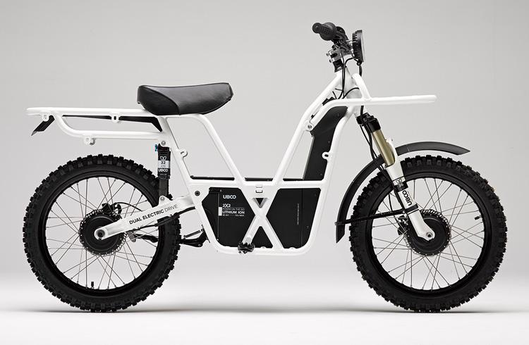 Ubco | The Utility Bike | 2X2